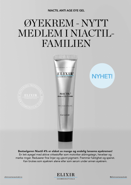 Bilde av Niactil Anti-Age Eye Gel